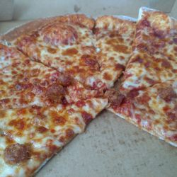 P O Of 5 Pizza Saint Cloud Mn United States Sausage