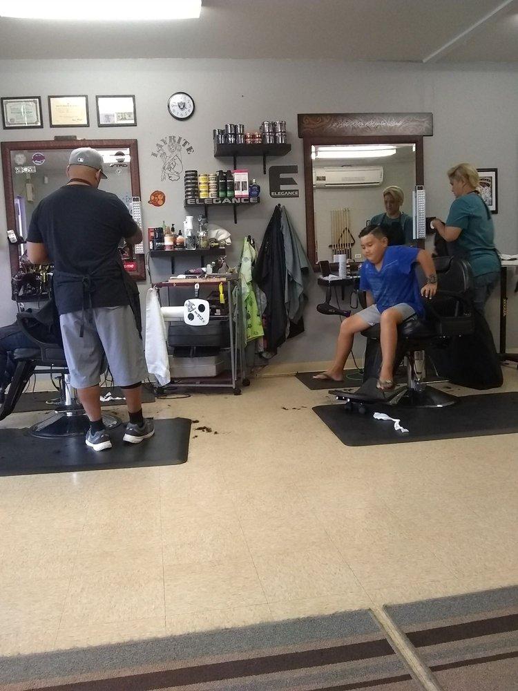 Kelly V's Barber Shop: 3751 Iona Rd, Hanapepe, HI