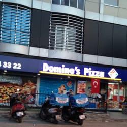 Dominos Pizza Pizza Kazımdirik Mah Izmir Restoran Yorumları