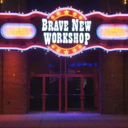 Restaurants Near Brave New Workshop Minneapolis