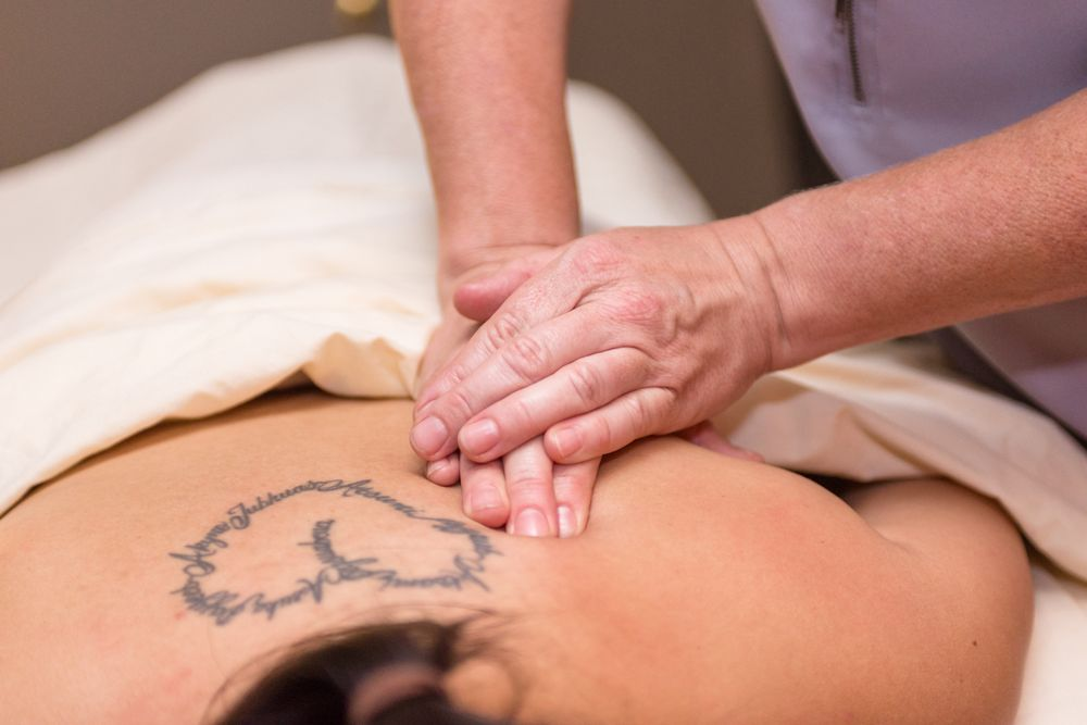 Healthyself Therapeutic Massage: 15190 Bluebird St NW, Andover, MN