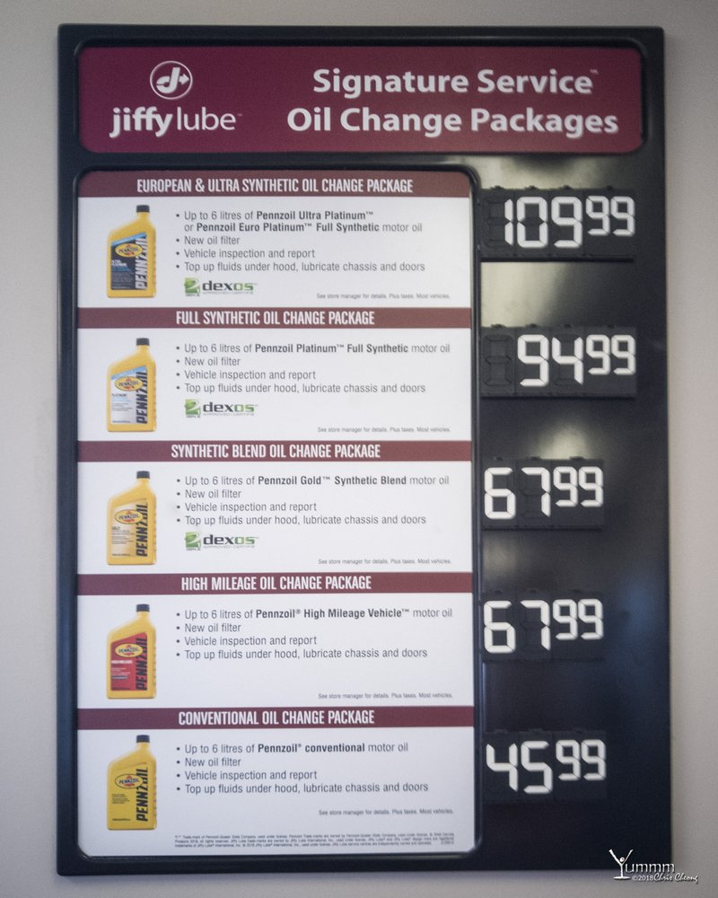 Jiffy Lube - 11 Reviews - Oil Change Stations - 8332 Kennedy Rd.,  Unionville, Markham, ON - Phone Number - Last Updated December 10, 2018 -  Yelp