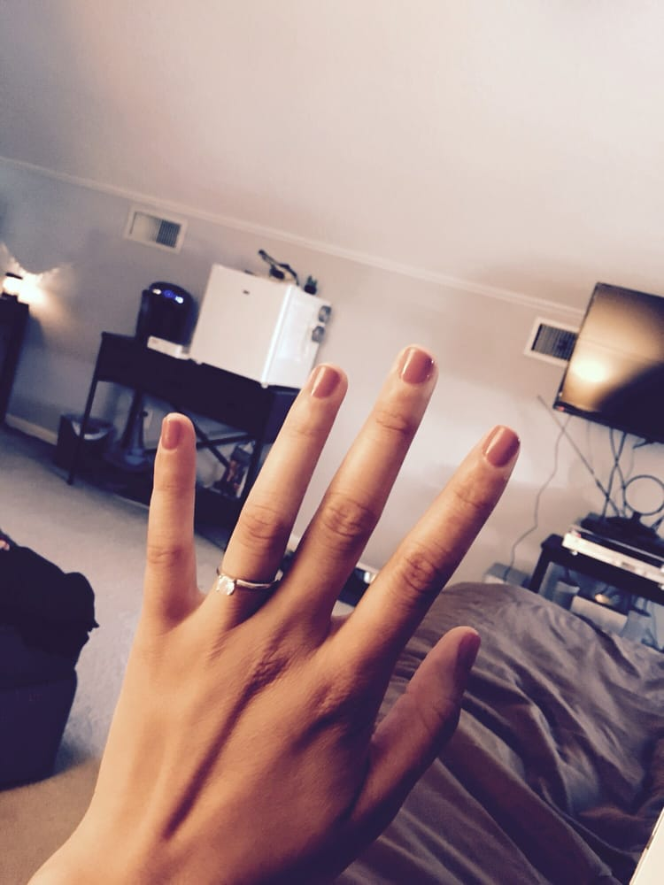 Photo Of Pearl Nails Jacksonville Beach Fl United States Dnd Redwood