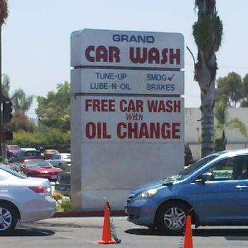 Car Wash On Grand Ave Covina