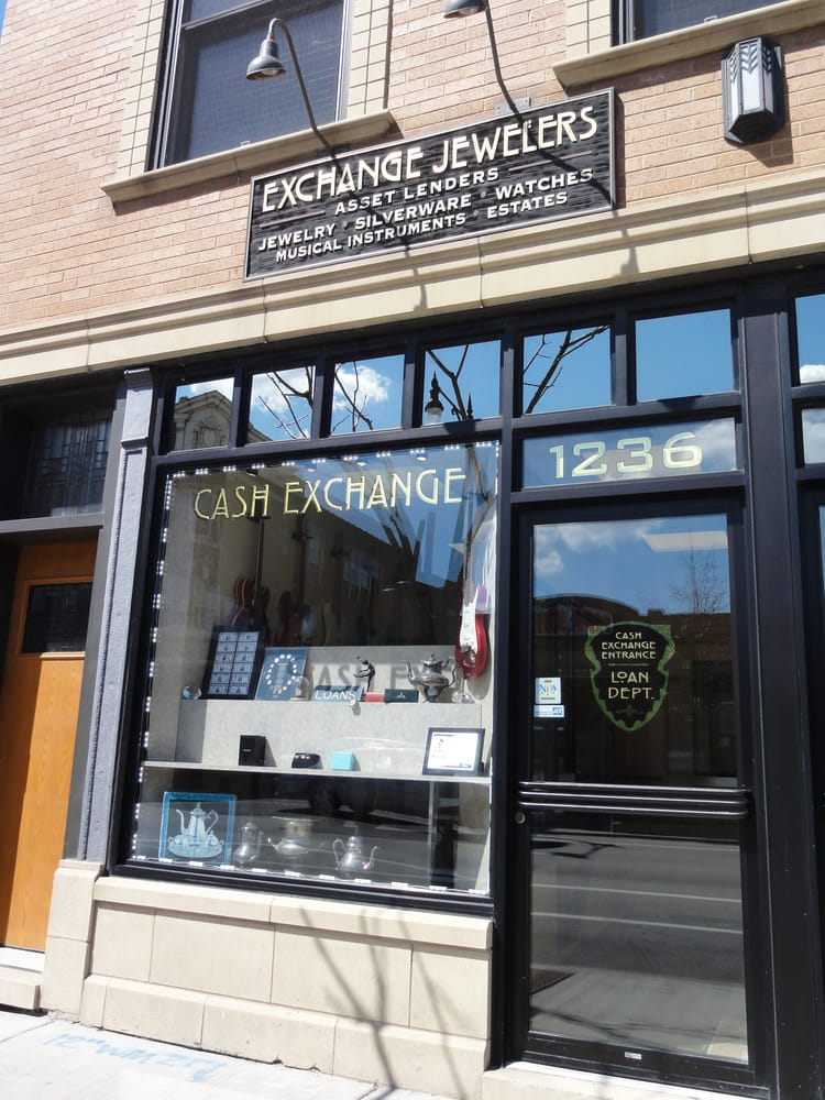 Cash Exchange Pawn Shop