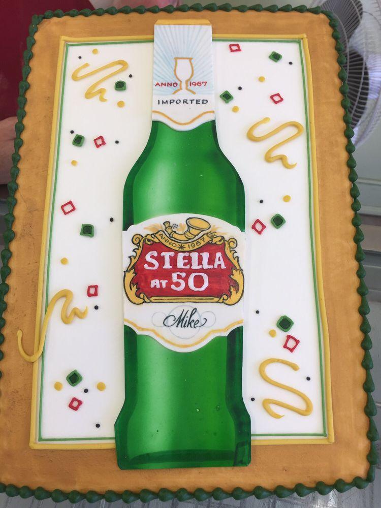 Customized Stella Artois Design For My Boyfriend Yelp