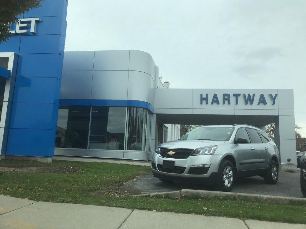 Hartway Motors: 320 N Main St, Medina, NY