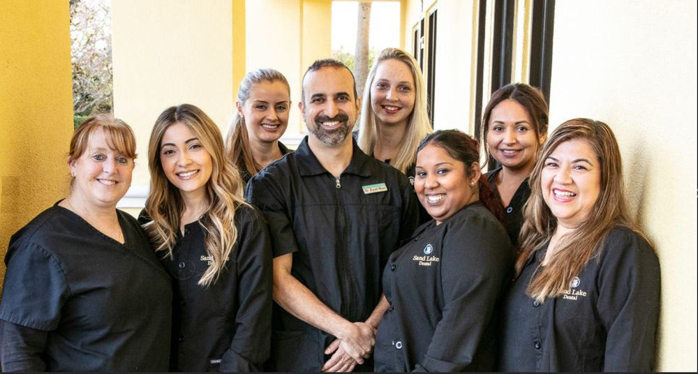 Sand Lake Dental: 7932 W Sand Lake Rd, Orlando, FL