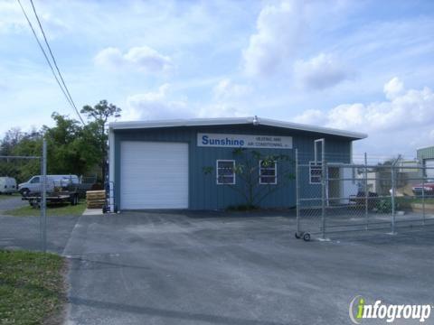 Sunshine Heating & Air Conditioning: 1606 Aber Rd, Orlando, FL