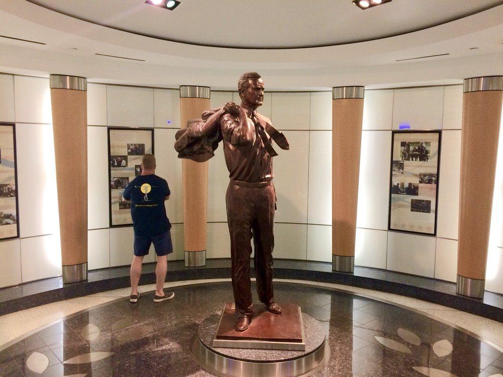 George Bush Intercontinental Airport - Terminal C: 3500 N Terminal Rd, Houston, TX