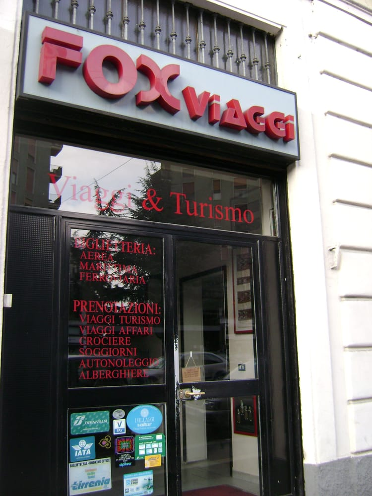 Fox viaggi agenzie di viaggio c lodi 58 porta - Hotel milano porta vittoria ...
