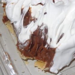 Nations Chocolate Cream Pie