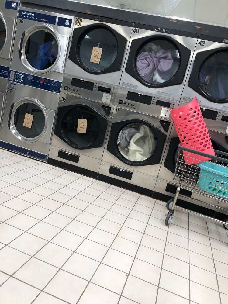 Express Laundry & Dry Cleaning: 858 Washington St, Middletown, CT