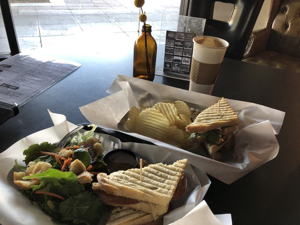 The Nile Coffee Shop: 105 W Main St, Mesa, AZ