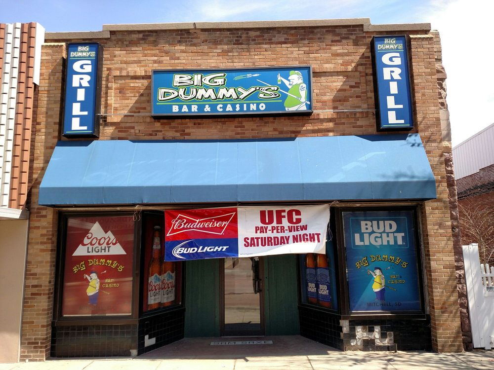 Big Dummy's: 112 N Main St, Mitchell, SD