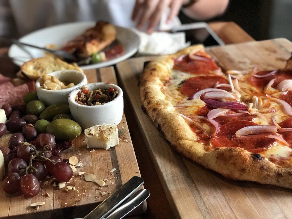 Fire Artisan Pizza: 107 5th St N, Great Falls, MT