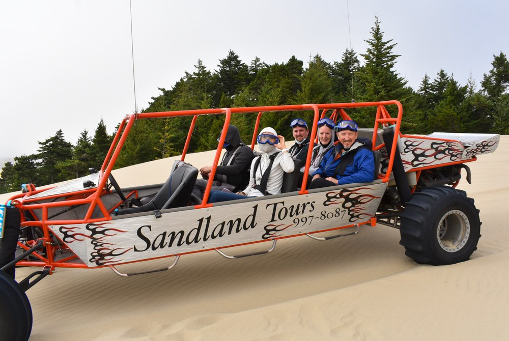 Sand Dunes Frontier: 83960 Hwy 101, Florence, OR
