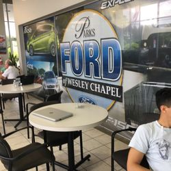 Wesley Chapel Ford >> Parks Ford Of Wesley Chapel New 18 Photos 97 Reviews