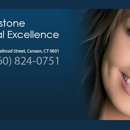 Livingstone Dental Excellence: 3 Railroad St, Canaan, CT