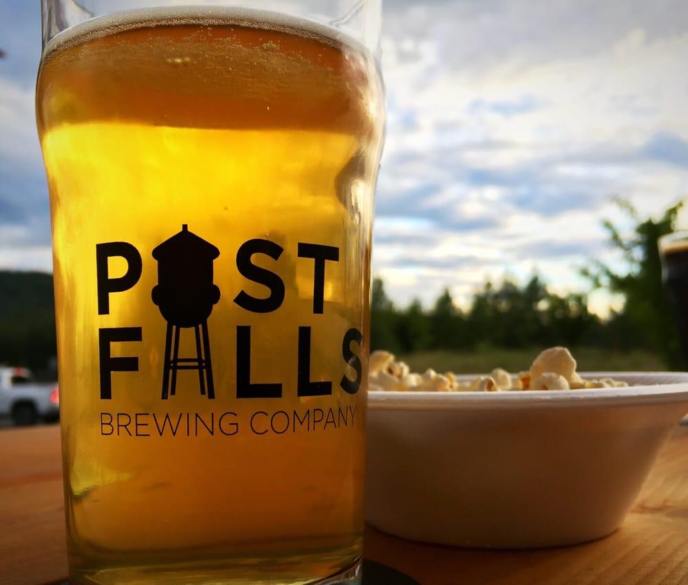 Post Falls Brewing: 112 N Spokane St, Post Falls, ID