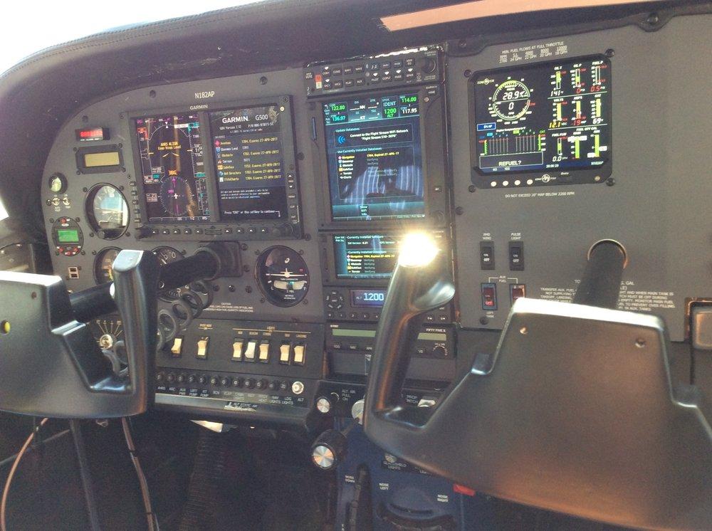 Higginsville Avionics Lab: 11671 Airport Rd, Higginsville, MO