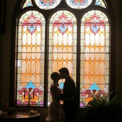 Photo Of Celebrations Wedding Chapel Event Center Horton Mi United States Stained Gl Windows