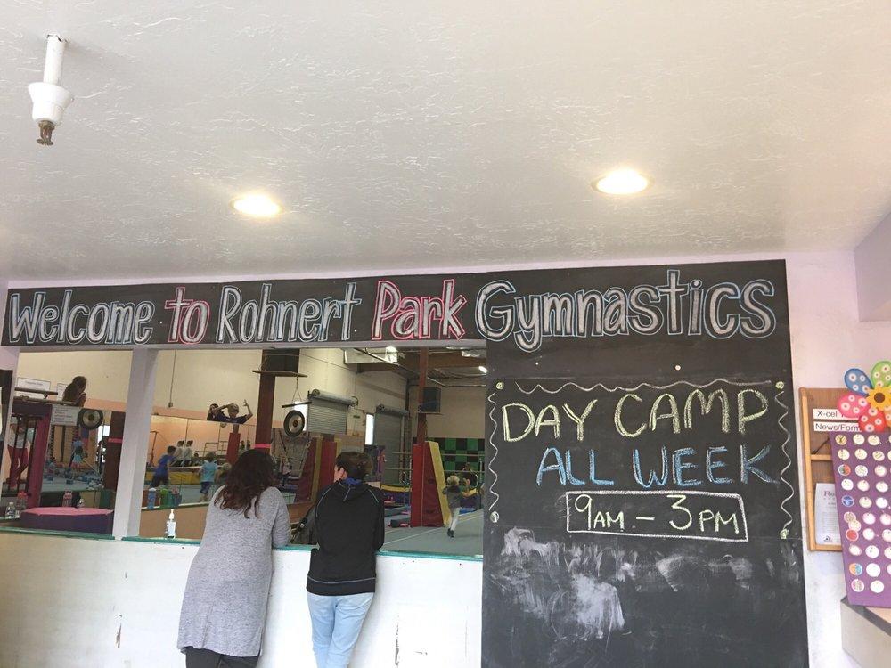 Social Spots from Rohnert Park Gymnastics