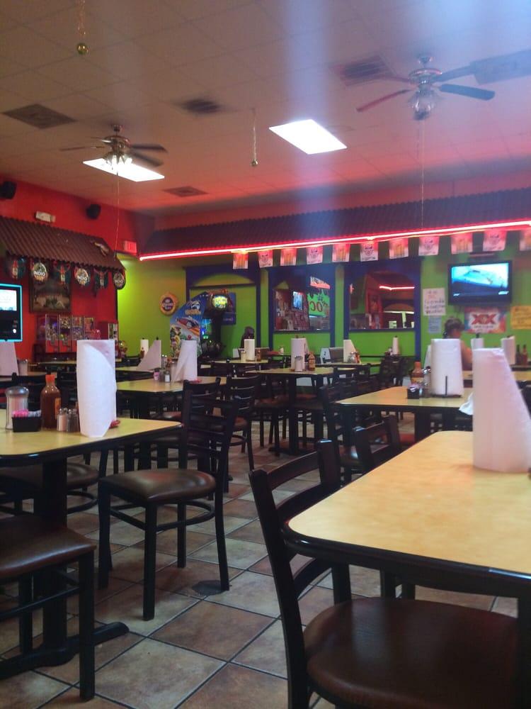 Taqueria El Jimador: 101 Clements St, Angleton, TX