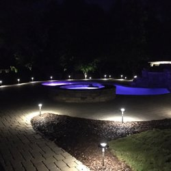 Photo Of Premier Pool Enterprises Canton Ga United States Night Picture