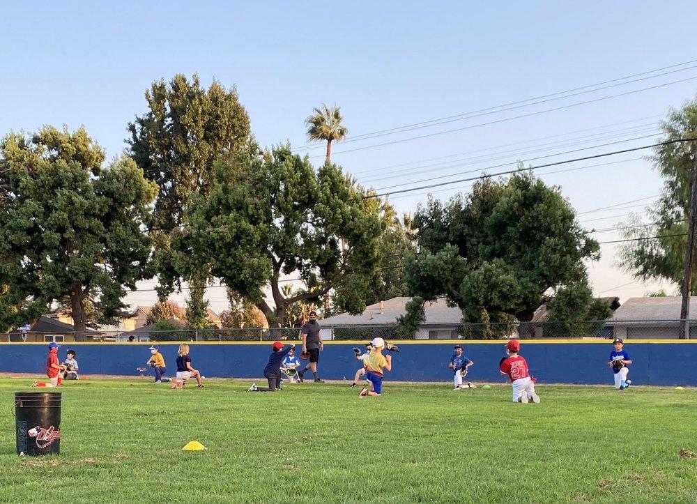 Arcadia National Little League: 1179 E Longden Ave, Arcadia, CA