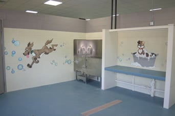 Indian River Pet Resort: 5578 S Straits Hwy, Indian River, MI