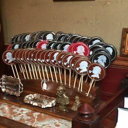 Photo of Sherlock Holmes Gift Shop - London, United Kingdom. sherlock lollipops