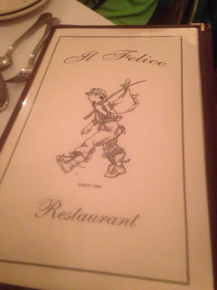Il Felice Restaurant Seaford Ny