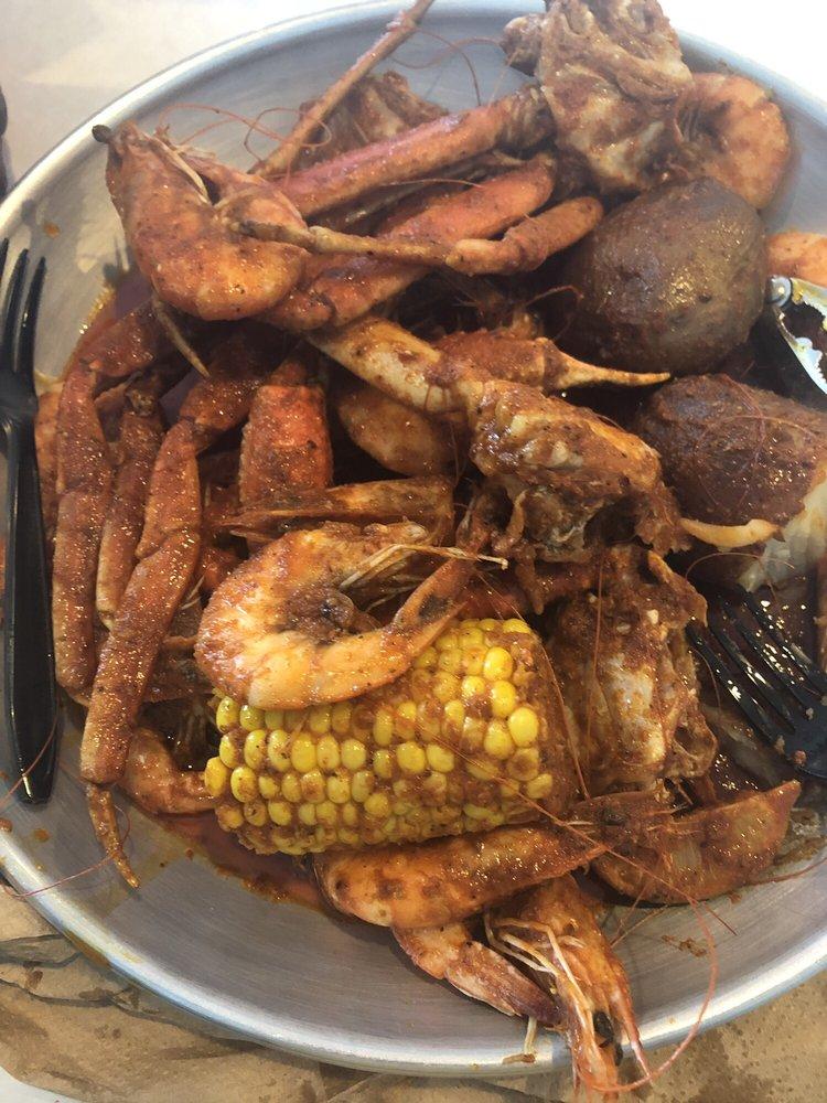 Crab&claw Southdallas: 7932 S Great Trinity Forest Way, Dallas, TX
