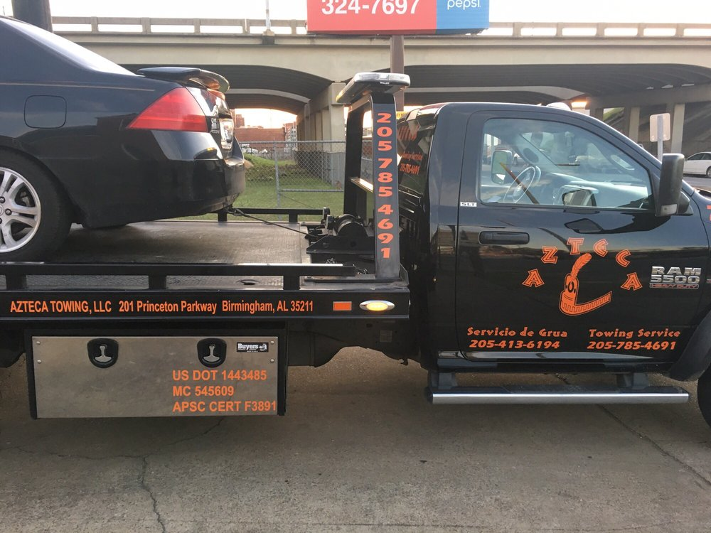Towing business in Bessemer, AL