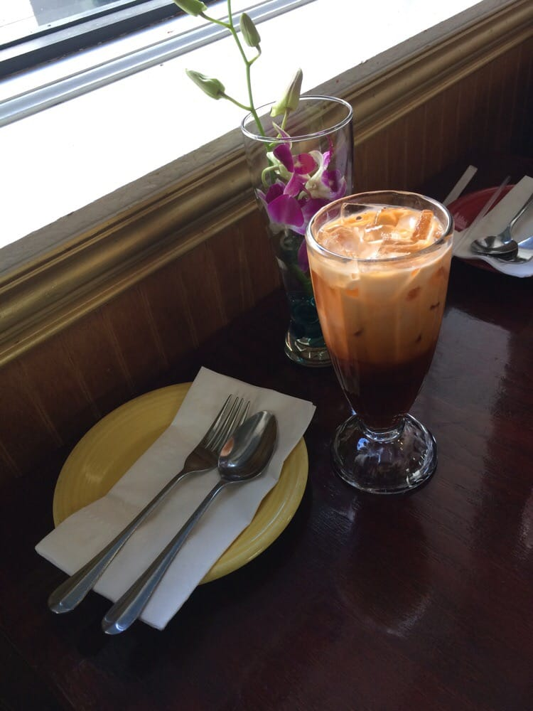 Thai iced tea yelp for Amarin thai cuisine