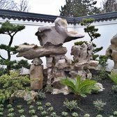 photo of seattle chinese garden seattle wa united states rock structure in - Seattle Chinese Garden