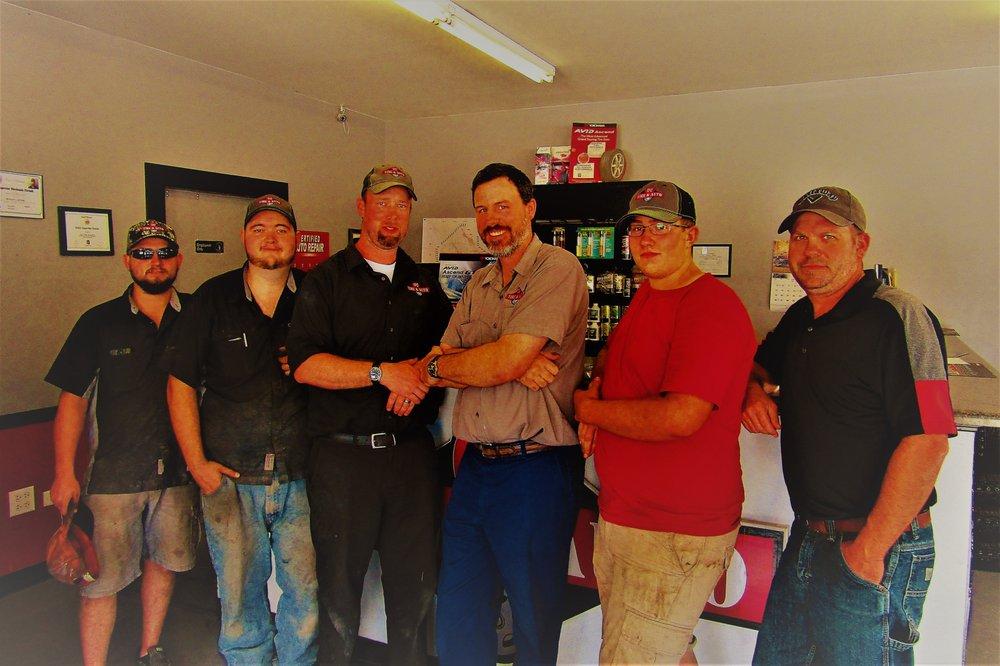 BG Tire & Auto: 1400 Bus Hwy 61 S, Bowling Green, MO