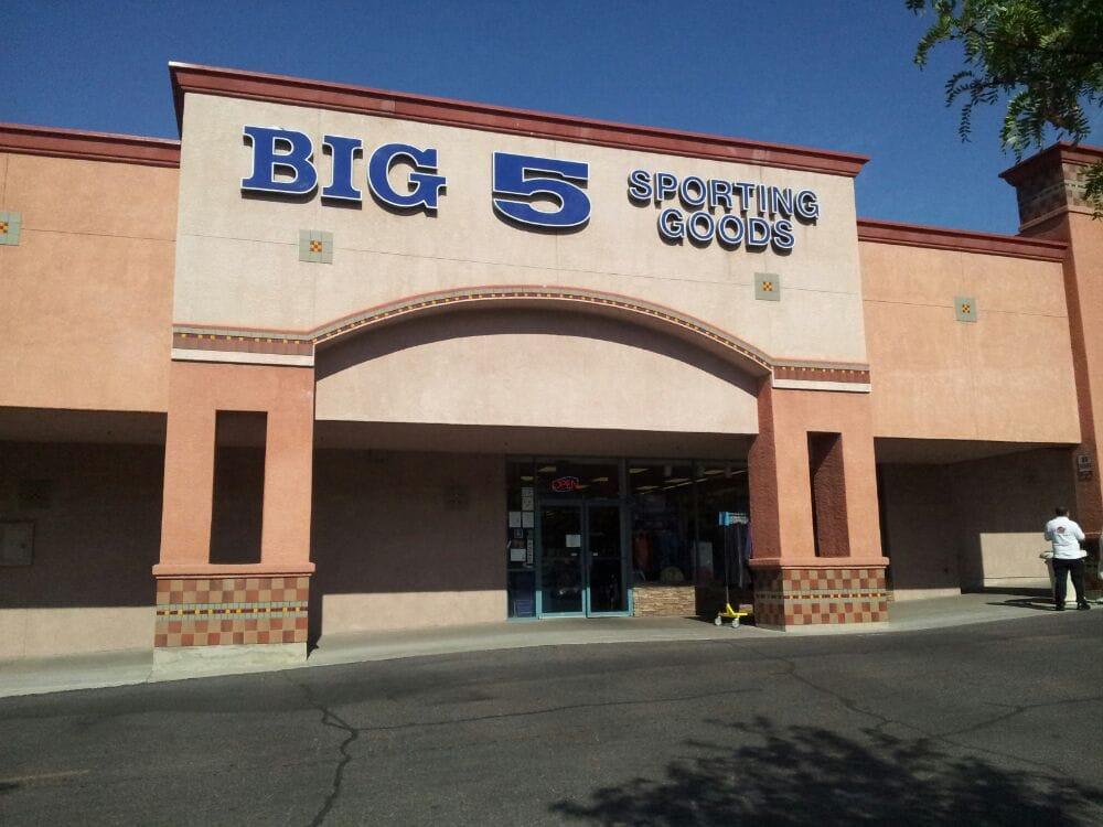 4 reviews of Big 5 Sporting Goods