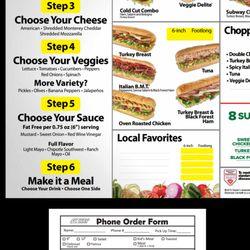 subway sandwiches 1162 pryor st atlanta ga restaurant