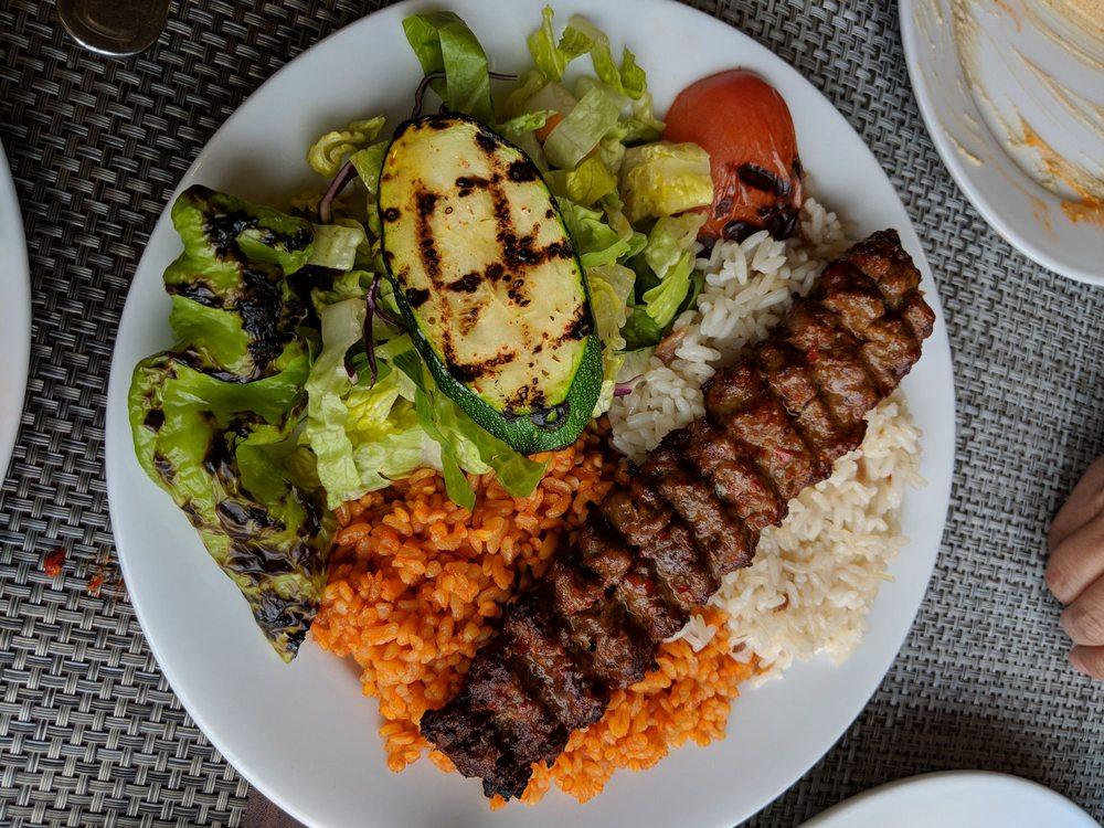 Namli Mediterranean & Turkish Cuisine: 88 Central Ave, New Brunswick, NJ