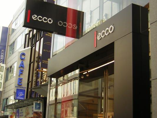uk billig verkaufen Auschecken Outlet-Store Ecco - GESCHLOSSEN - Schuhe - Schildergasse 105, Neumarkt ...