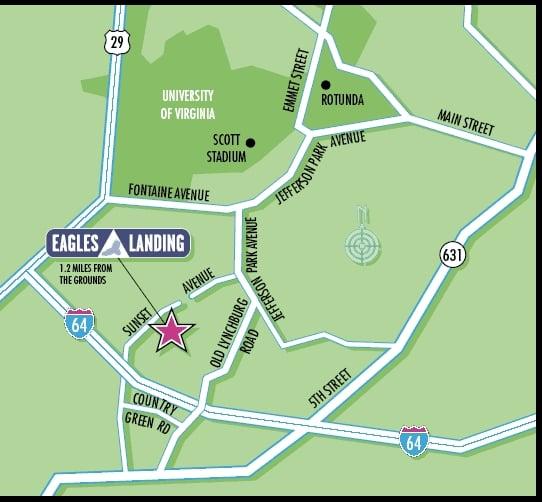 Charlottesville Va Apartments: Eagle's Landing Apartments