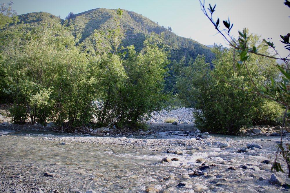 Bonita Falls: Lytle Creek Rd, San Bernardino, CA