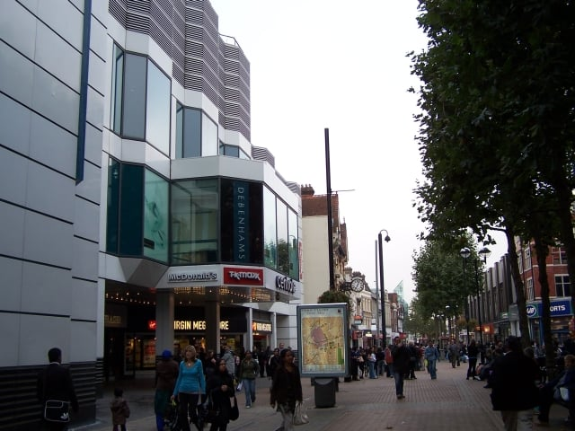 Centrale Shopping Centre