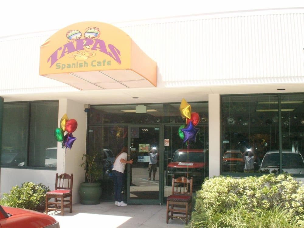 Tapas Spanish Cafe Tampa Fl