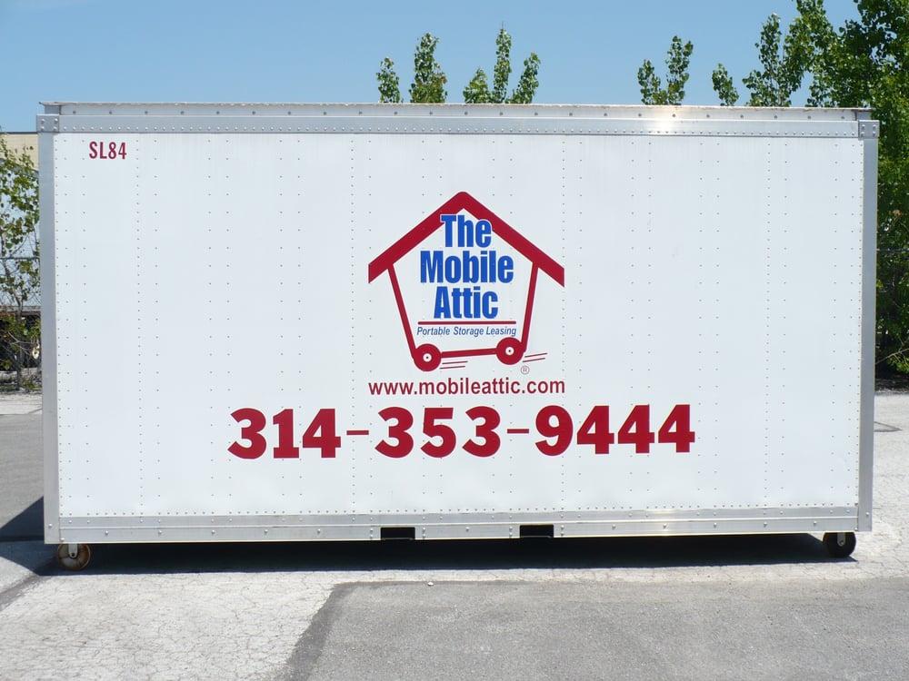 Mobile Attic of St. Louis: 6665 Jonas Pl, Berkeley, MO