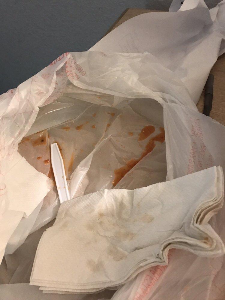 Burrito King: 408 E Green St, Champaign, IL
