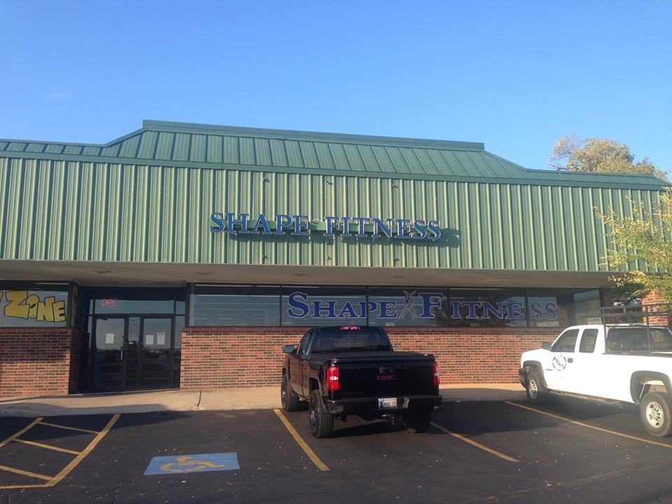 Shape Fitness: 14439 NE 23rd St, Choctaw, OK