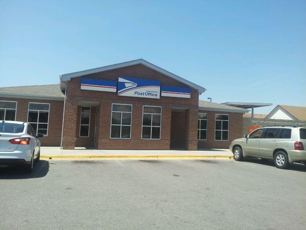 Us Post Office Oficinas De Correos 8100 W Marigold St Garden City Id Estados Unidos